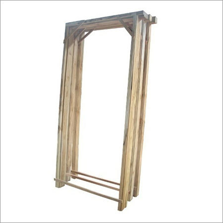 Teak Wood Door Frame