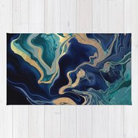 Digital Print Decorative Rugs