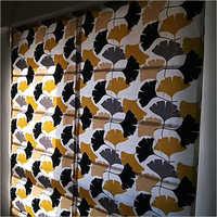 Abstract Roman Curtain
