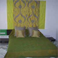 Color Combination Roman Curtain