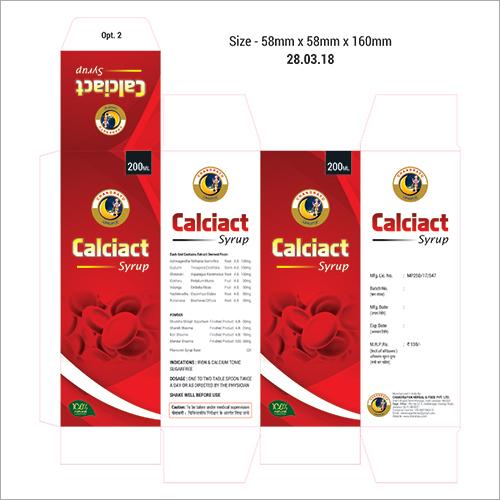 Ayurvedic Calcium Tonic