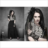 Ladies Black Beauty - Stylish Kurti