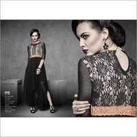 Ladies Black Beauty - Designer Kurti