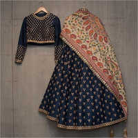 Ladies Designer Party Wear Lehenga
