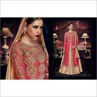 Designer Long Anarkali Suit