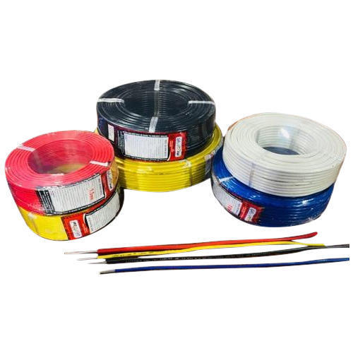 PVC Insulated Aluminum Wire Manufacturer, Supplier, Trading Company ...