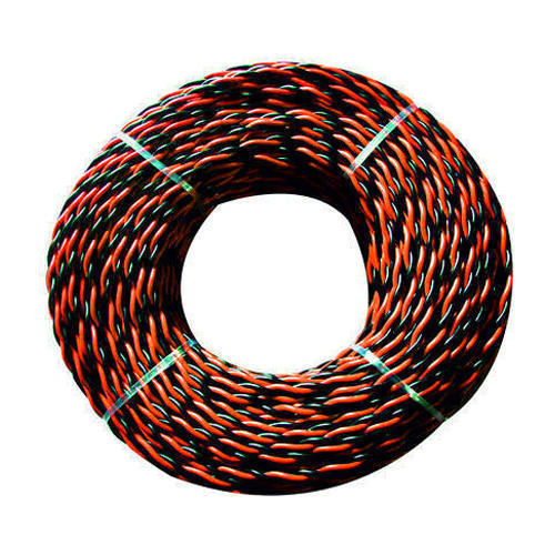 Flexible Twin Twisted Wire