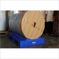 Roto Moulding Roll Pallet 2 way entry 3 runner