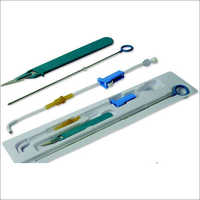 Peritoneal Transfusion Dialysis Kit