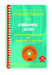 Chromic Acid manufacturing Project Report ebook