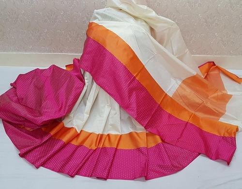 Satvik Silk saree