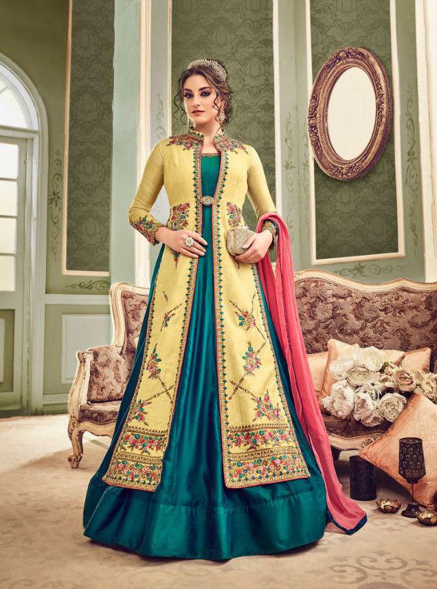Wholesale partywear dress below 2000 online dealer in surat