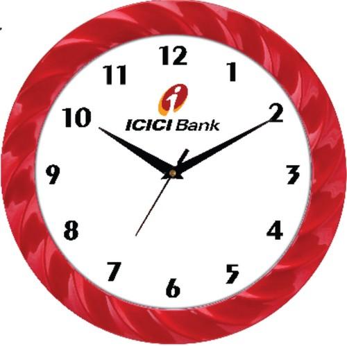 ICICI BANK WALL CLOCK