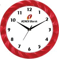 ICICI BANK WALL CLOCK