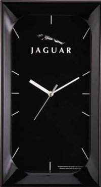 JAGUAR SHINE FINISH WALL CLOCK