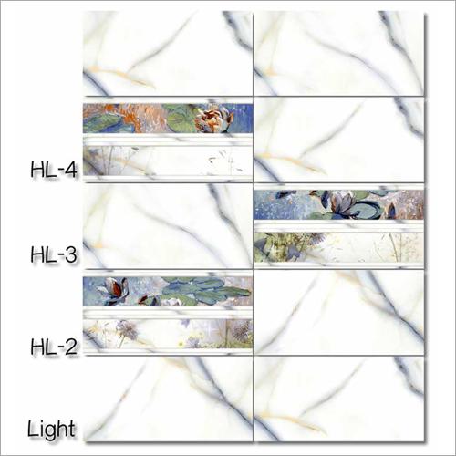 300 x 600 Glossy Series Digital Tiles