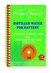 Distilled Water for Battery manufacturing ebook