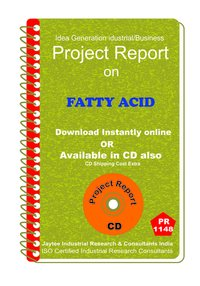 Fatty Acid manufacturing Project Report ebook
