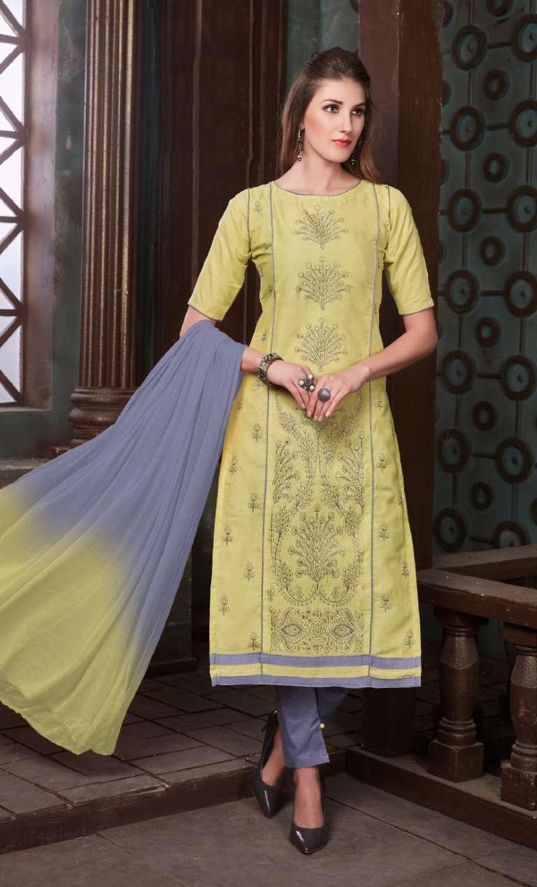 Sethnic poly cotton cheap dress material wholesale dealer