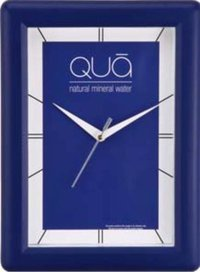 QUA WALL CLOCK