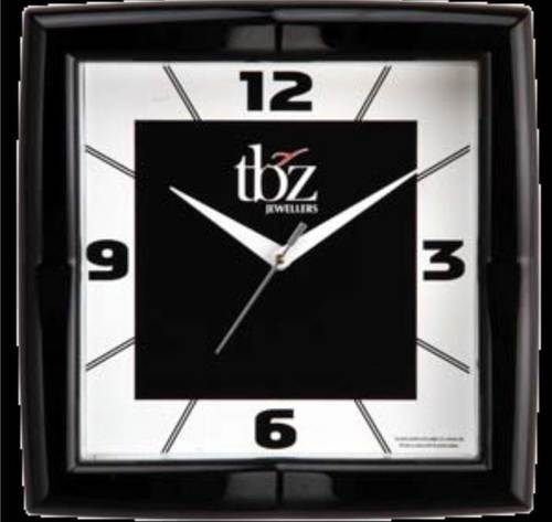TBZ SHINE FINISH WALL CLOCK
