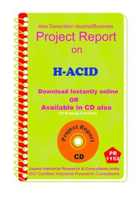 H-Acid manufacturing Project Report ebook