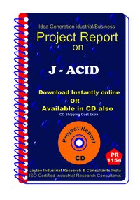 J-Acid manufacturing Project Report ebook