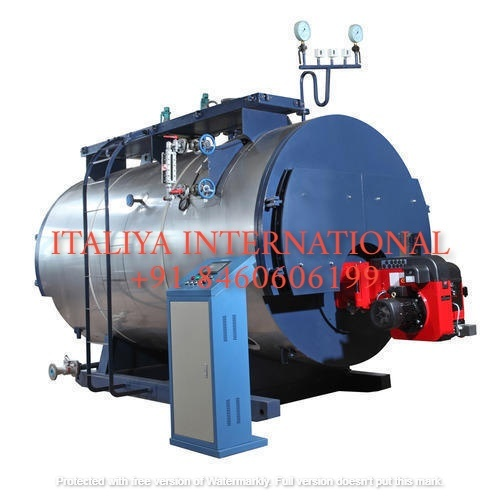 Large Cashew Steam Boiler