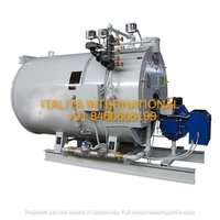 Large Steam Boiler