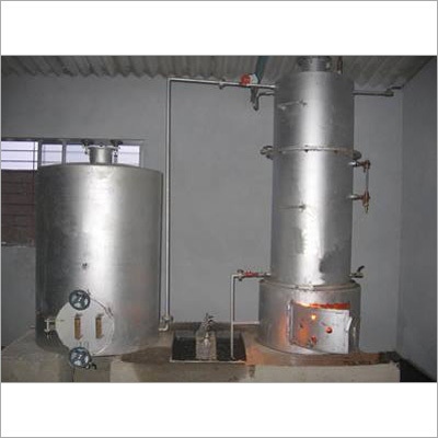 RCN Cooking Cashew Steam Boiler+