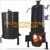Small Cashew Steam Boiler