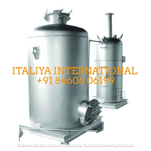 Small Steam Boiler