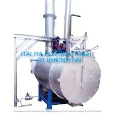 Steam Boiler For Cashew Nut Processing