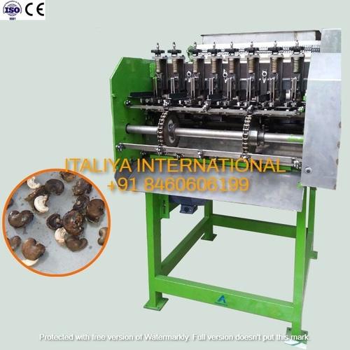 4 Blade Cashew Cutting Machine