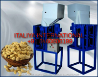 4 Blade Cashew Shelling Machine