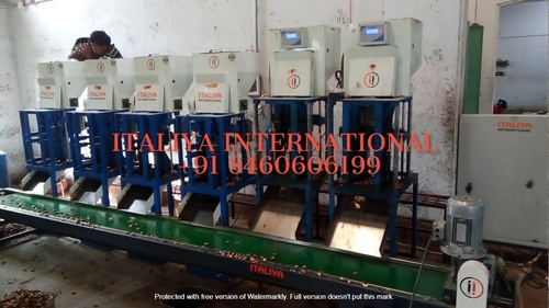 Automatic Cashew Cutting Machine
