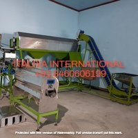 Cashew Peeling Machine With Grader