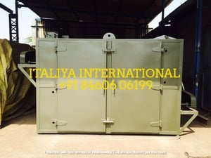Batch Oven For Food Industry