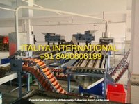 Automatic Cutting & Shell, Kernel Separating- Grade Wise