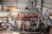 Fully Automatic Cashew Processing Machine