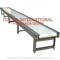 Material Handling Inclined Belt Conveyor