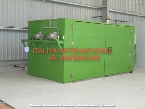 Cashew Drying Machine