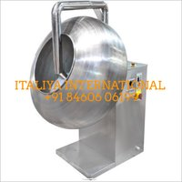 Cashew Pan Coating Machine