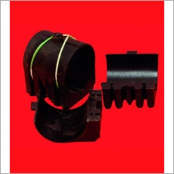 Container Rubber Lined Split Clamp