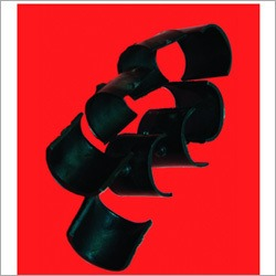 Container Pipe Clamp Customized Nylon Lining