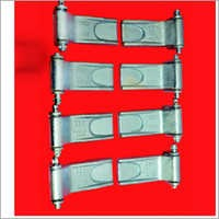 Container Hinge Set Assembly