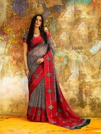 Buy cheap printed saree new designs surat catalog dealer