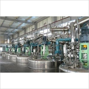 Resin Processing Plant