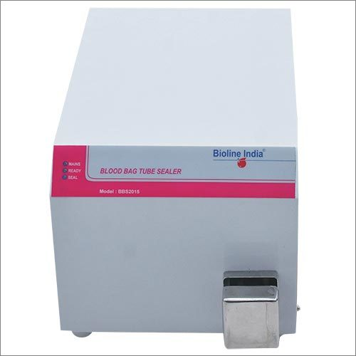 Blood Bag Tube Sealer Battery Backup