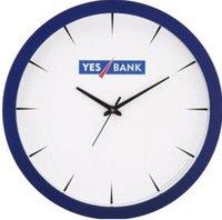 YES BANK WALL CLOCKS